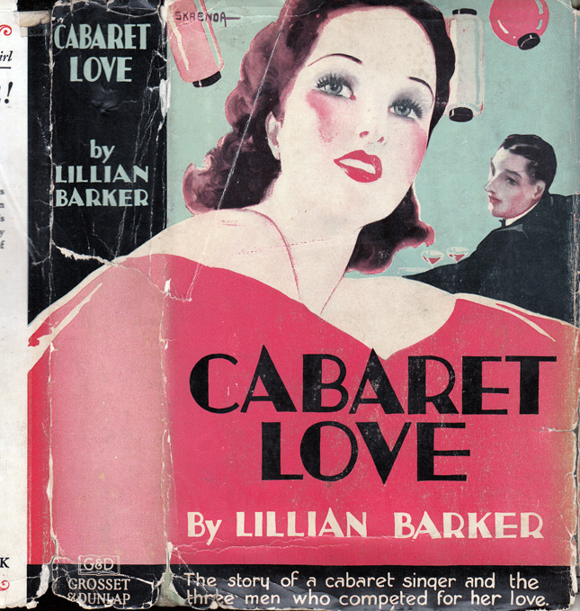 Cabaret Love. Lillian BARKER.