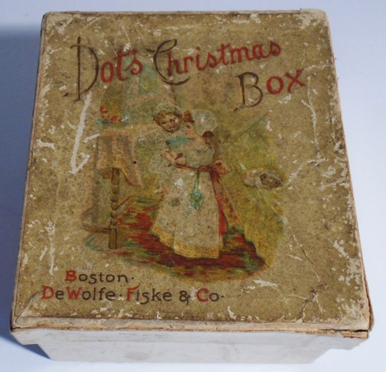 Dot's Christmas Box: Apple Pie; Miss Mistletoe, Play Fellows, Sugar and Spice, Quick March, Merry...
