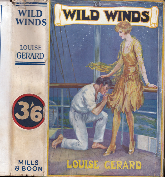 Wild Winds. Louise GERARD.