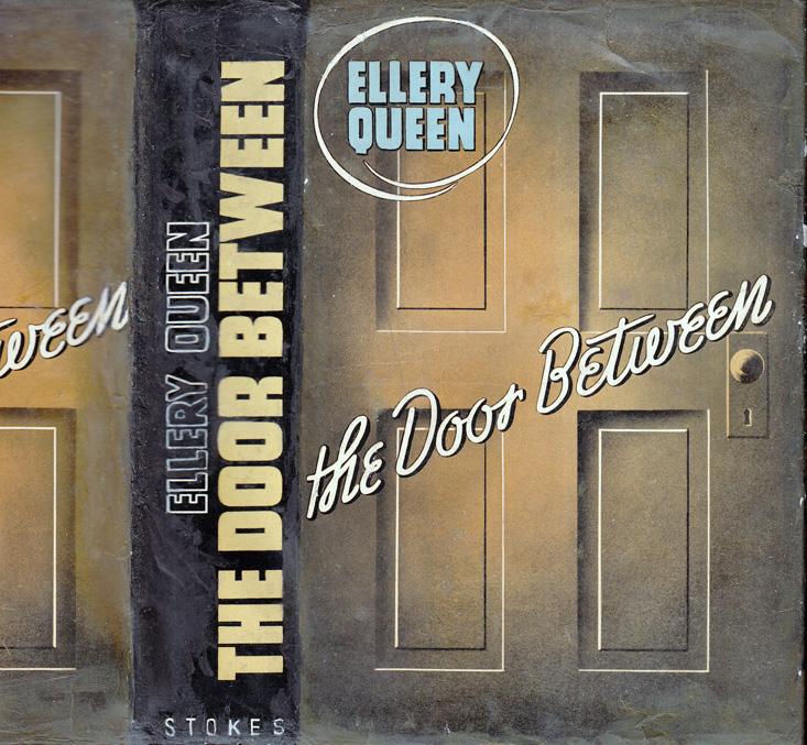 The Door Between. Ellery QUEEN
