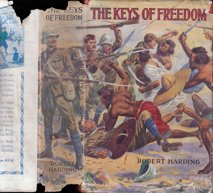 The Keys of Freedom, Stories of the East [SIGNED]. Robert HARDING