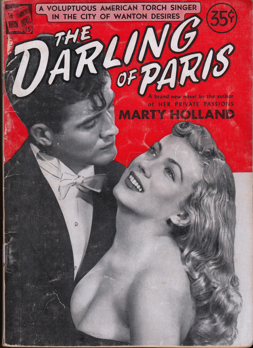 The Darling of Paris. Marty HOLLAND