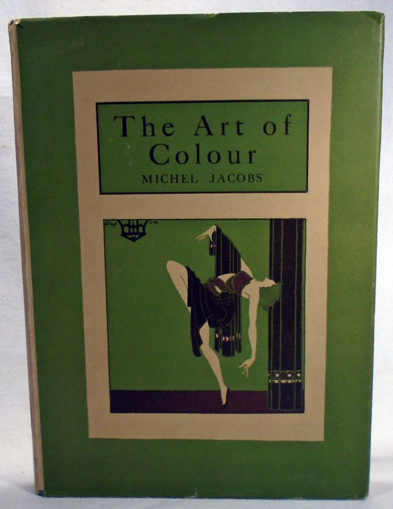 The Art of Colour. Michel JACOBS