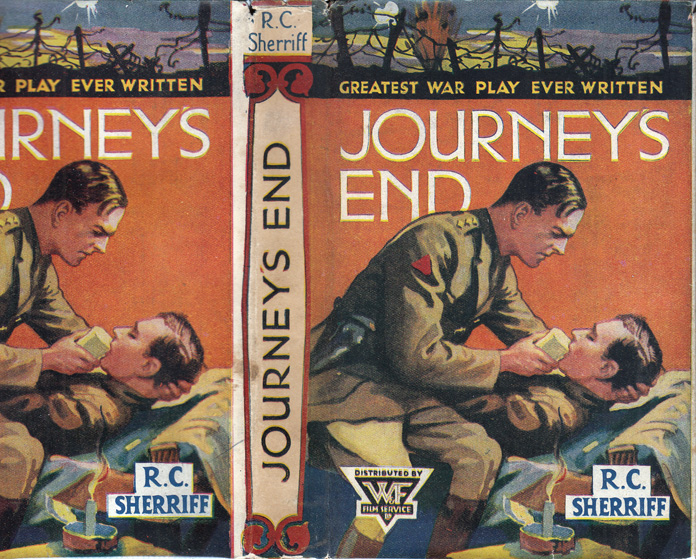 Journey's End. R. C. SHERRIFF, Vernon Bartlett