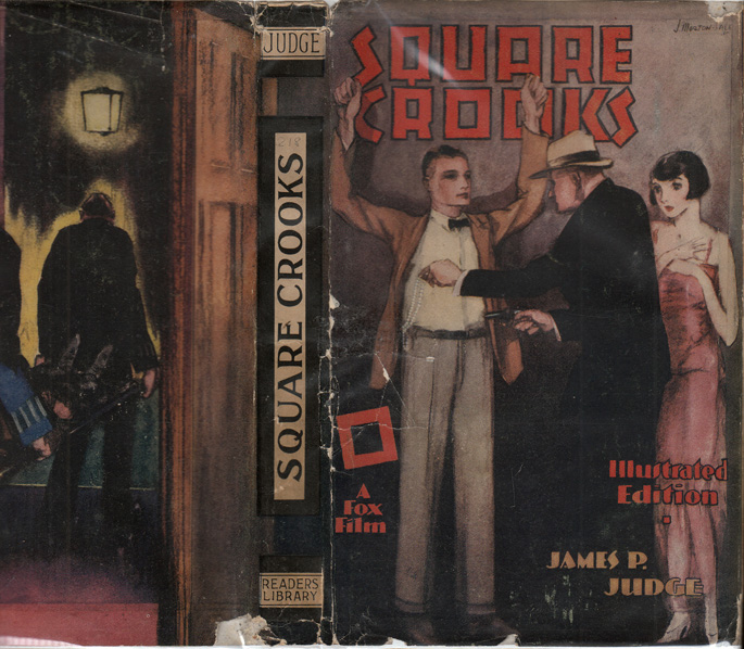 Square Crooks. James P. JUDGE