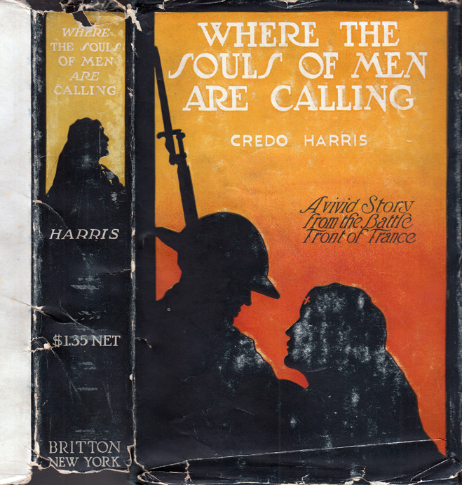 Where the Souls of Men are Calling. Credo HARRIS