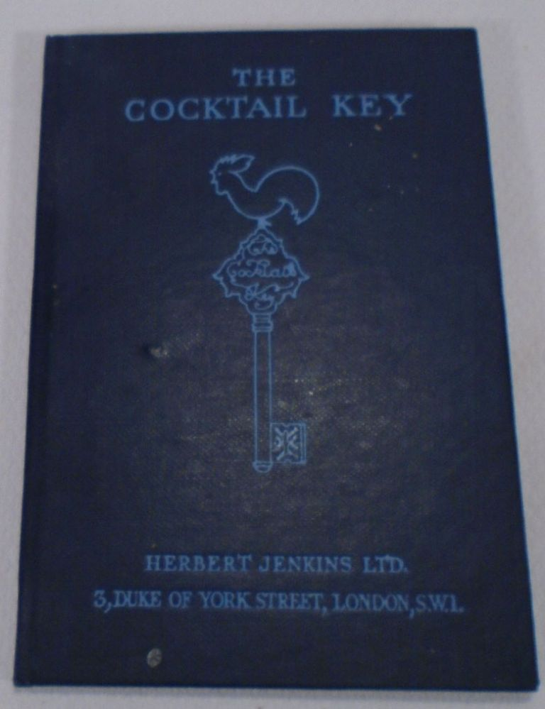 The Cocktail Key. Herbert JENKINS