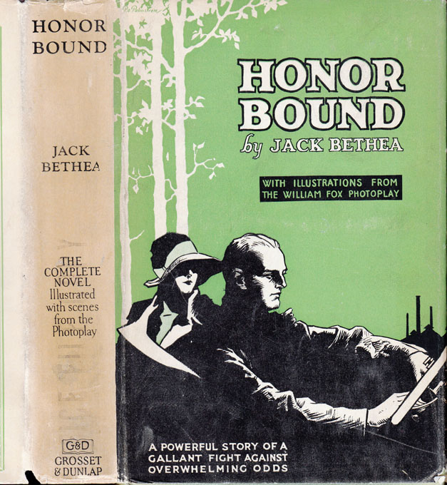 Honor Bound. Jack BETHEA