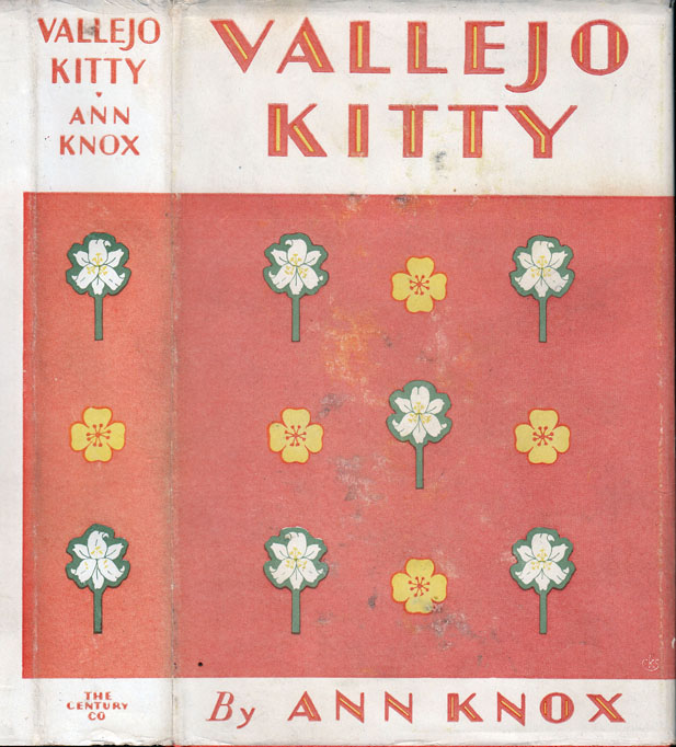Vallejo Kitty. Ann KNOX