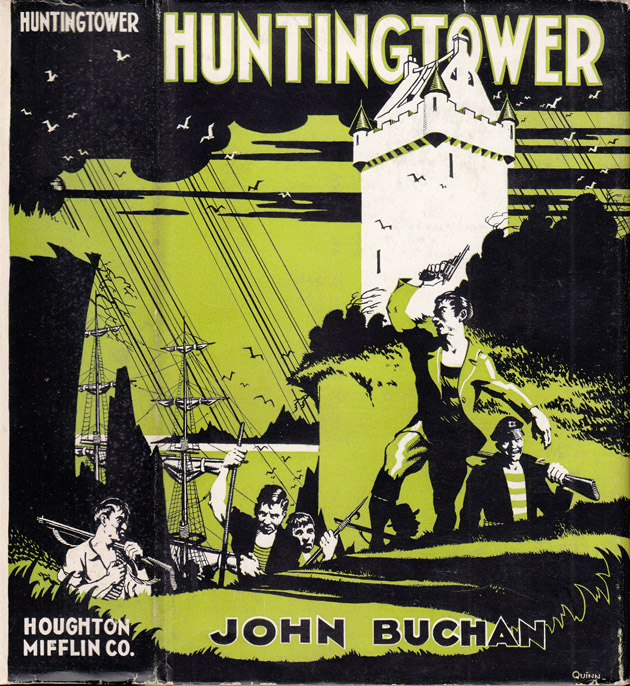 Huntingtower. John BUCHAN