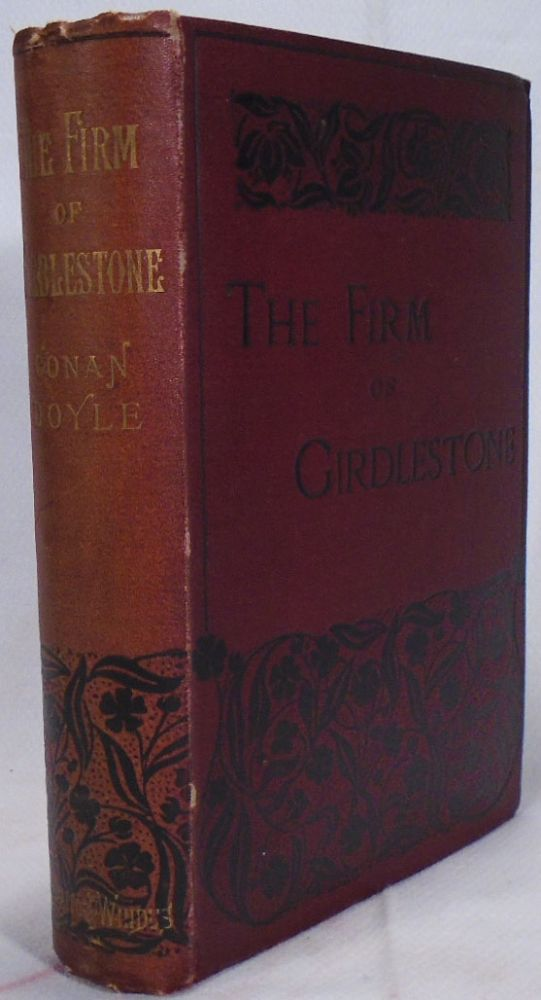 The Firm of Girdlestone. Arthur Conan DOYLE