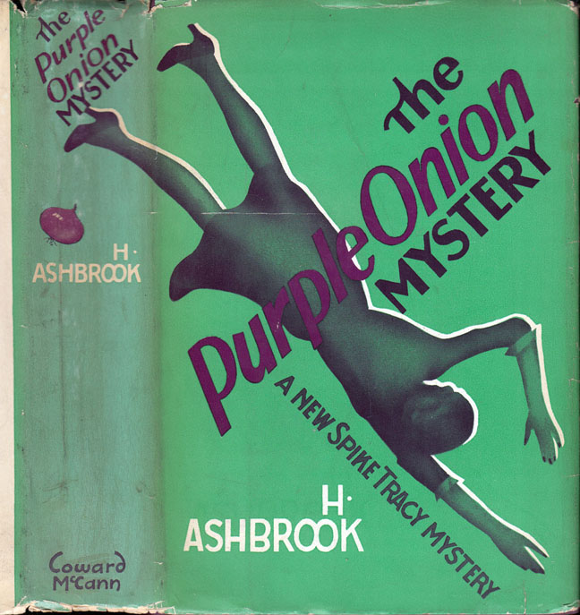 The Purple Onion Mystery. H. ASHBROOK, Harriette