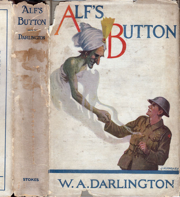 Alf's Button [SIGNED]. W. A. DARLINGTON