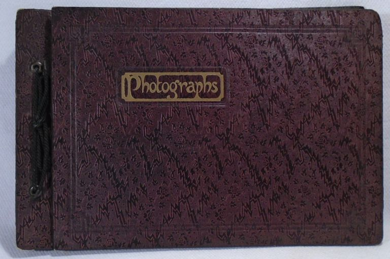 Photograph Album 1935 - 1937, College of Holy Cross, Governor James M. Curley, Father Coughlin....
