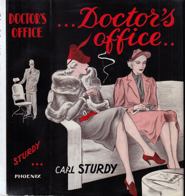 Doctor's Office. Carl STURDY