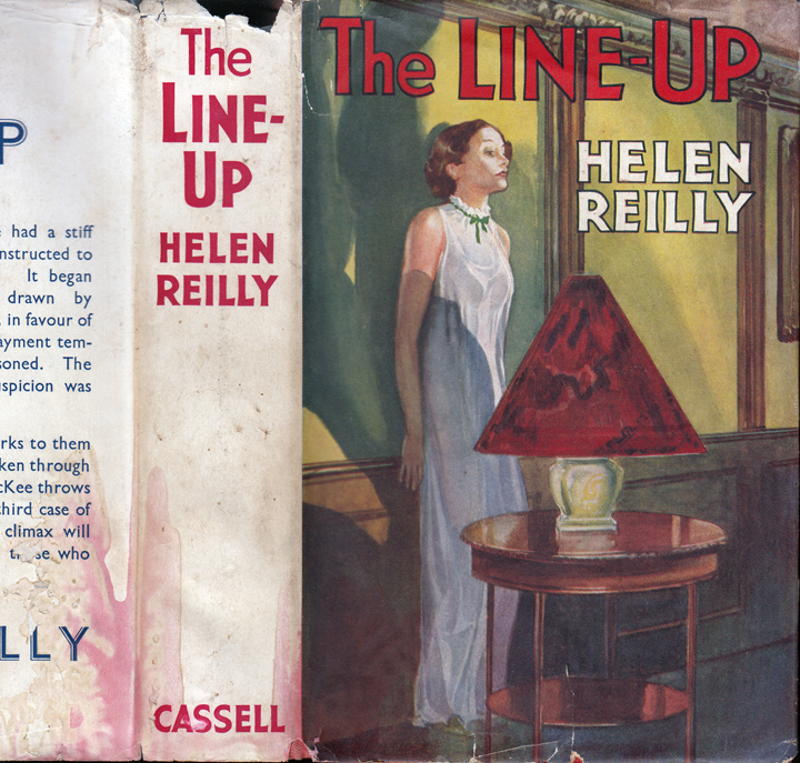 The Line-Up. Helen REILLY.