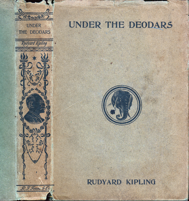 Under the Deodars and The City of Dreadful Night. Rudyard KIPLING