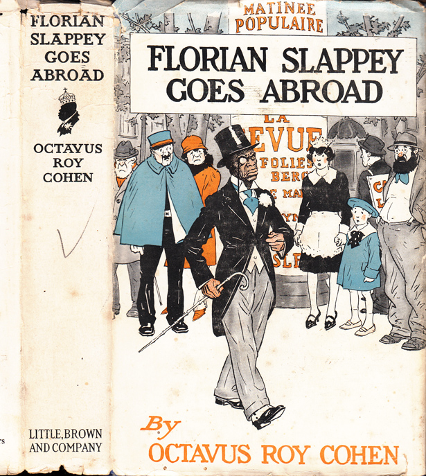 Florian Slappey Goes Abroad [HOLLYWOOD AND AFRICAN AMERICAN INTEREST]. Octavus Roy COHEN