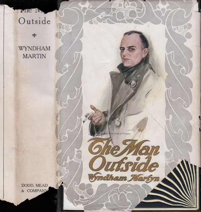 The Man Outside [WALL STREET MYSTERY]. Wyndham MARTYN.