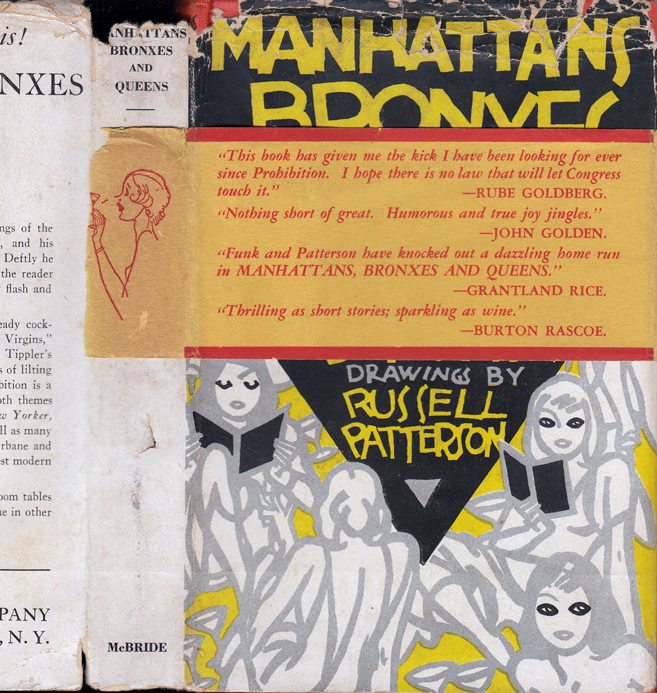 Manhattans Bronxes and Queens. Wilfred J. FUNK