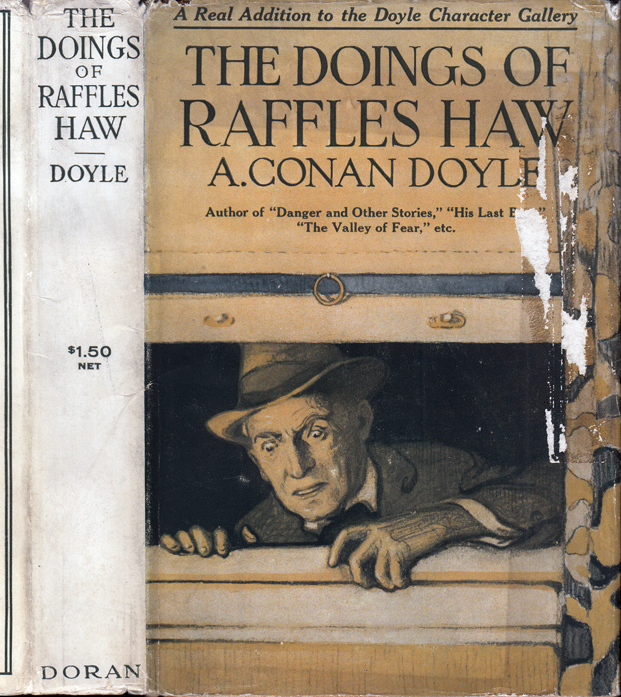 The Doings of Raffles Haw and Other Stories [Sherlock Holmes]. A. Conan DOYLE