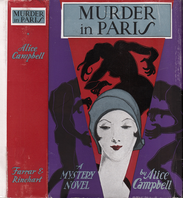 Murder In Paris. Alice CAMPBELL
