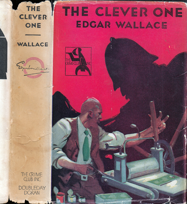 The Clever One. Edgar WALLACE
