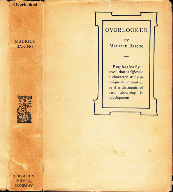 Overlooked. Maurice BARING