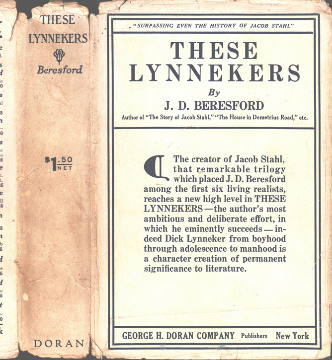 These Lynnekers. J. D. BERESFORD