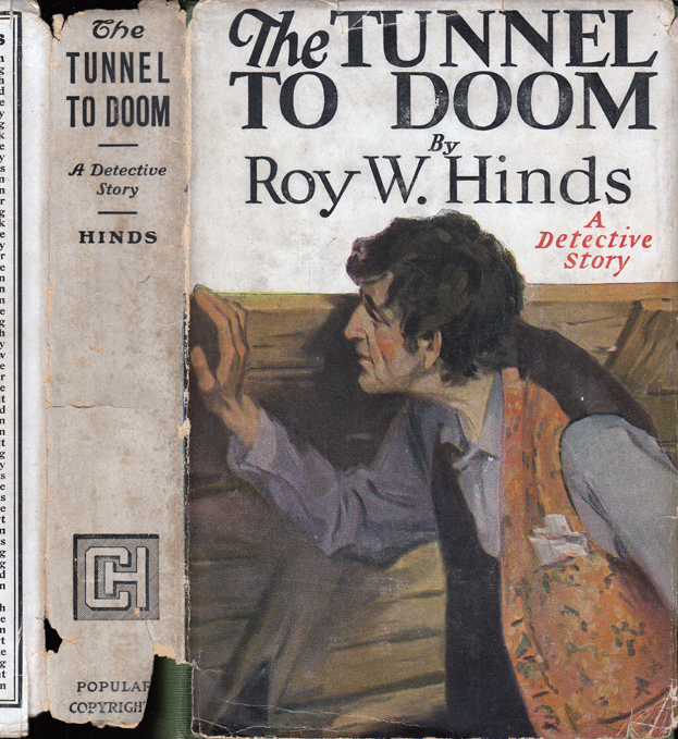 The Tunnel To Doom. Roy W. HINDS