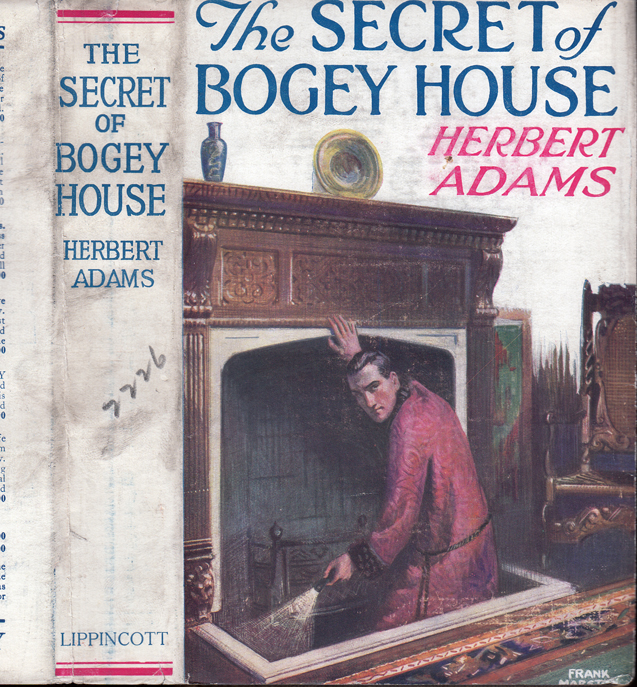 The Secret of Bogey House [GOLF MYSTERY]. Herbert ADAMS, Jonathan Gray