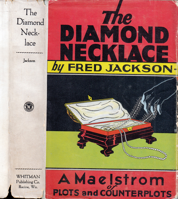 The Diamond Necklace. Fred JACKSON.