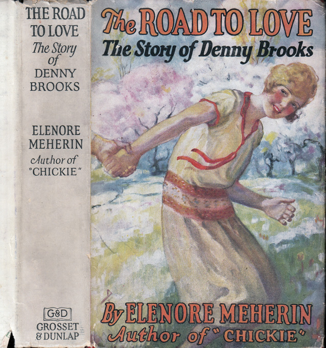 The Road To Love: The Story Of Denny Brooks. Elenore MEHERIN
