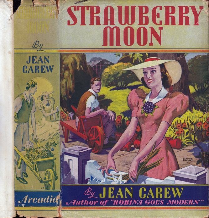 Strawberry Moon. Jean CAREW.