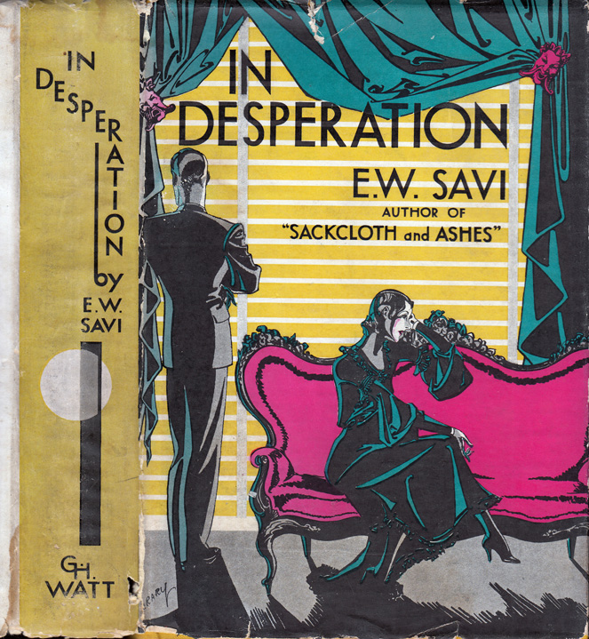 In Desperation. E. W. SAVI