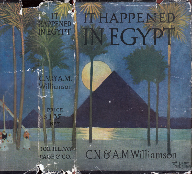 It Happened in Egypt. C. N. WILLIAMSON, A. M