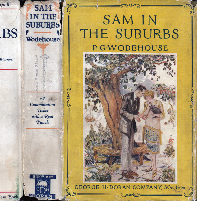 Sam in the Suburbs. P. G. WODEHOUSE