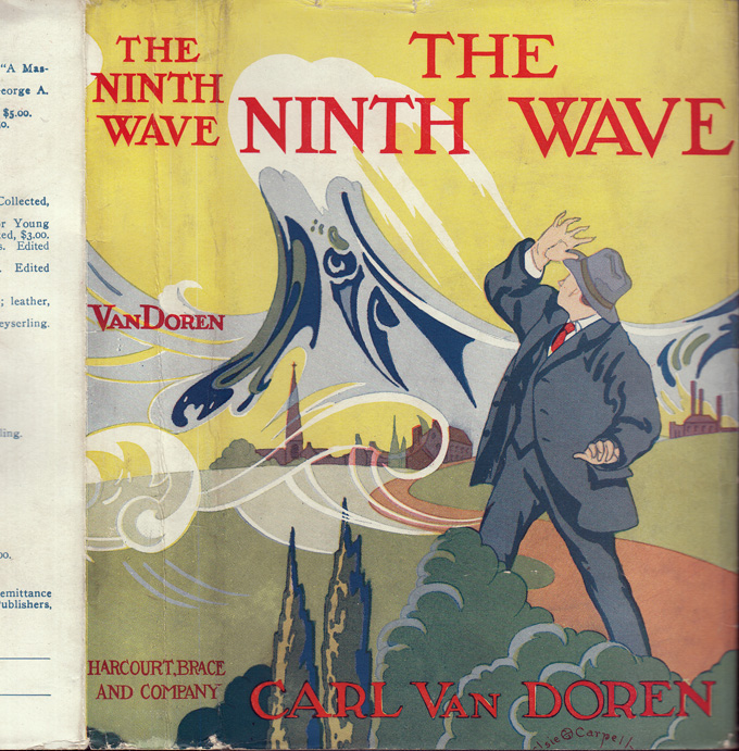 The Ninth Wave. Carl VAN DOREN