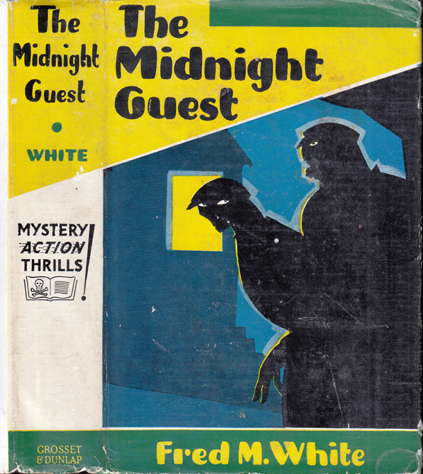 The Midnight Guest. A Detective Story. Fred M. White
