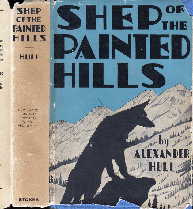 Shep of the Painted Hills [Lassie]. Alexander HULL