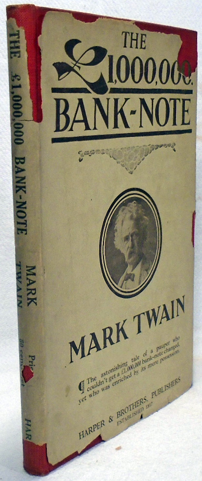 The L 1,000,000 [Million] Bank-Note. Mark TWAIN