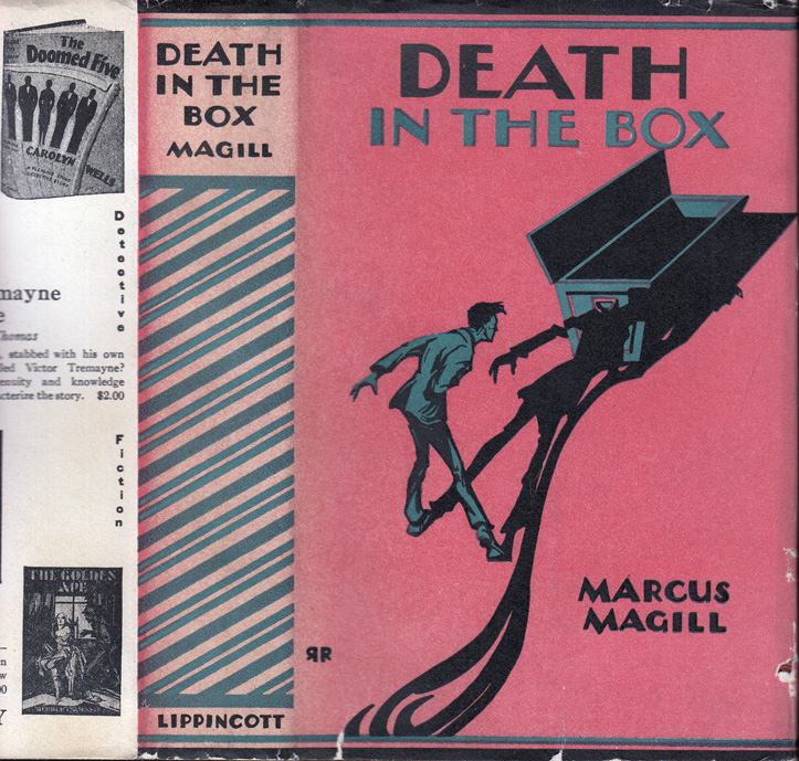 Death in the Box. Marcus MAGILL