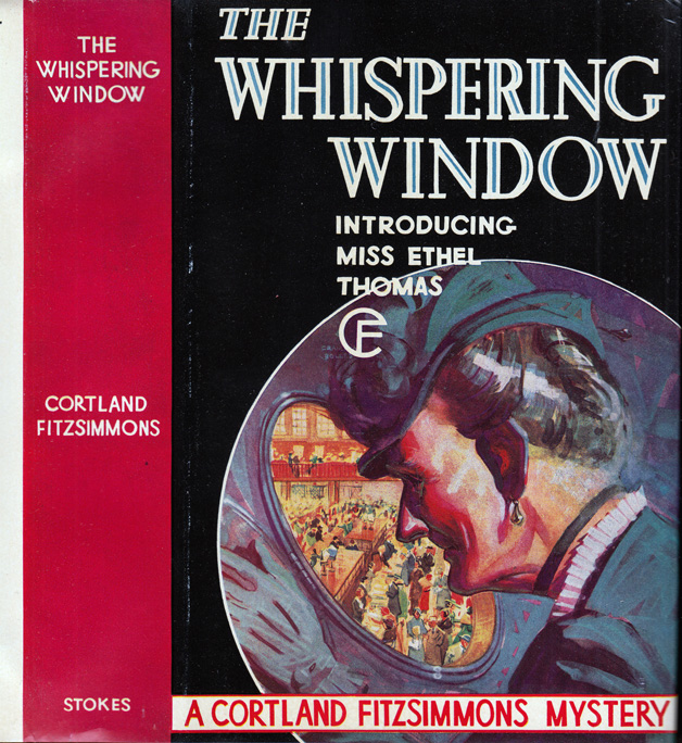 The Whispering Window. Cortland FITZSIMMONS
