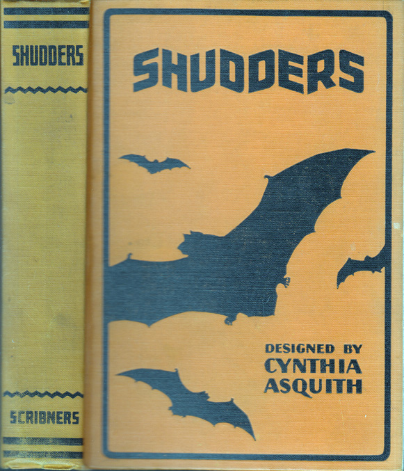 as printed in, Shudders. edited by Cynthia Asquith. W. Somerset MAUGHAM, Cynthia Asquith.