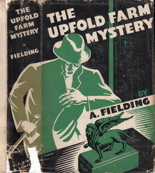 The Upfold Farm Mystery. A. FIELDING