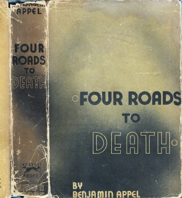 Four Roads to Death. Benjamin APPEL.
