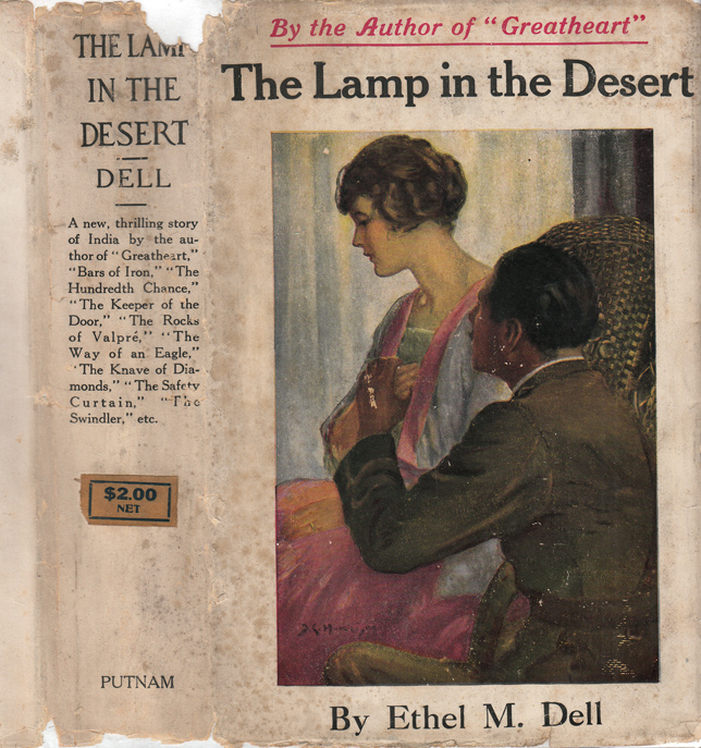 The Lamp in the Desert. Ethel M. DELL