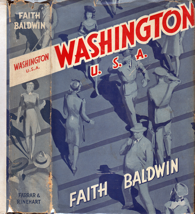 Washington, USA. Faith BALDWIN