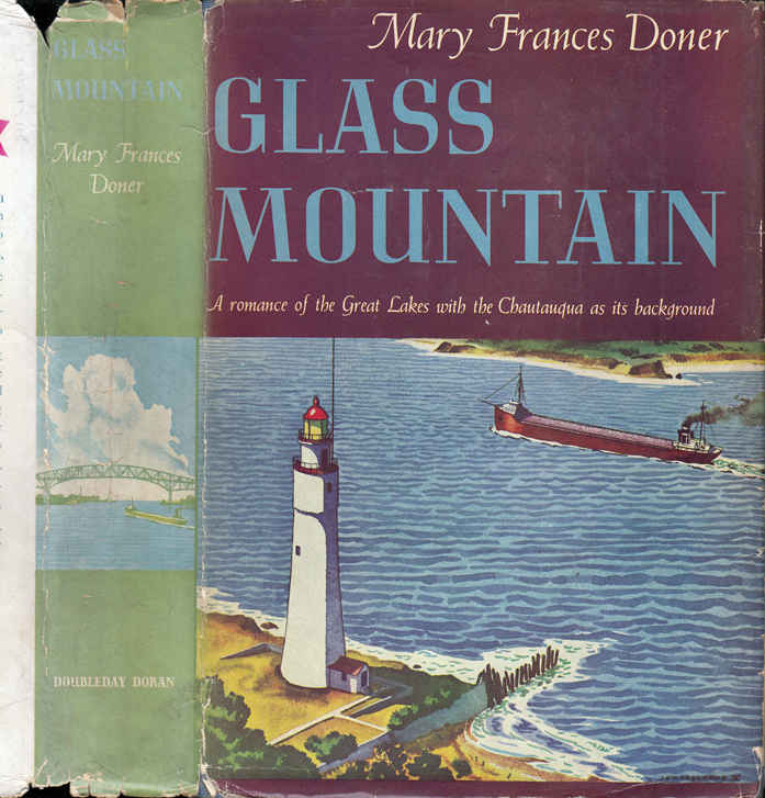 Glass Mountain. Mary Frances DONER