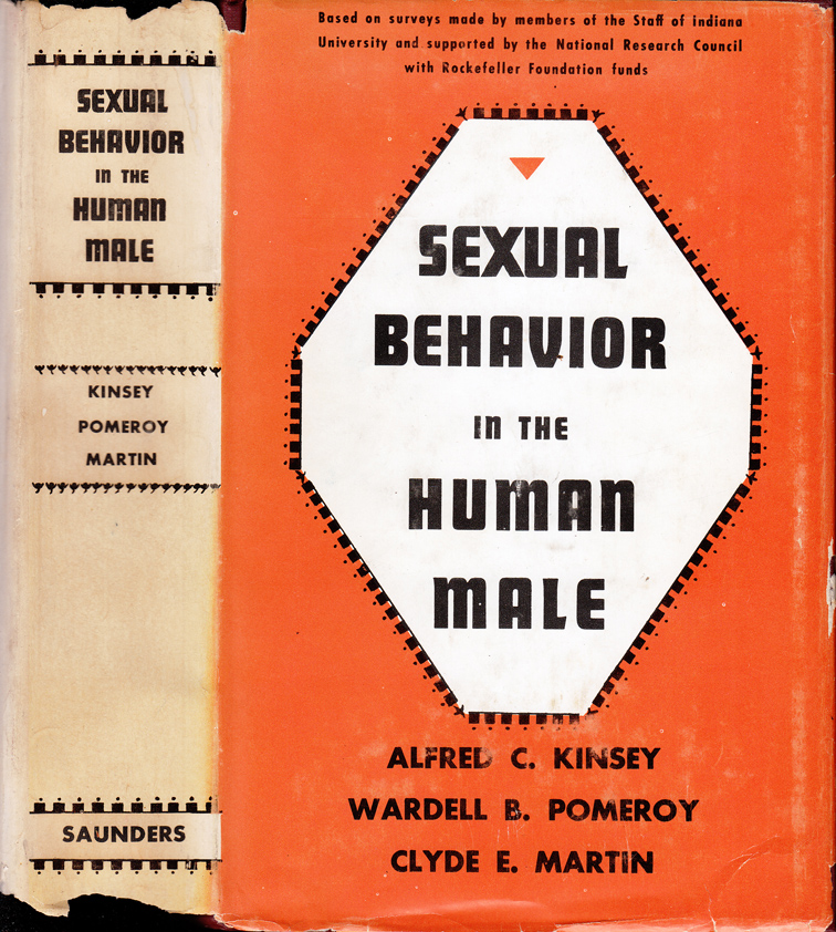 Sexual Behavior in the Human Male. Alfred C. KINSEY